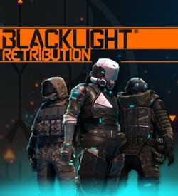 Blacklight Retribution cover