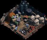 Supplies Storage
