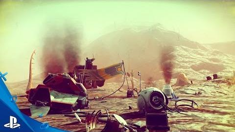 No Man's Sky - SURVIVE Video PS4