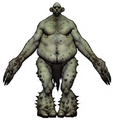 Mountain Troll (Harry Potter)