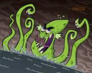 Kraken Fairly Oddparents