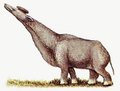 Long-Necked Gigantelope