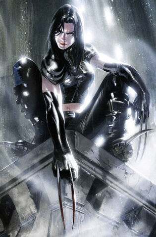File:X-23 Vol 3 1 Textless Dell'otto Variant.jpg