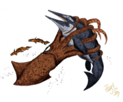 Triassic kraken