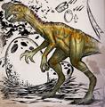 Oviraptor philodator