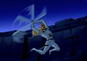Georgius spins Ascalon