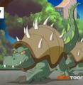 Mutant Alligator (Zevo-3)