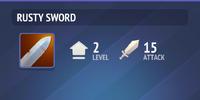 Rusty Sword