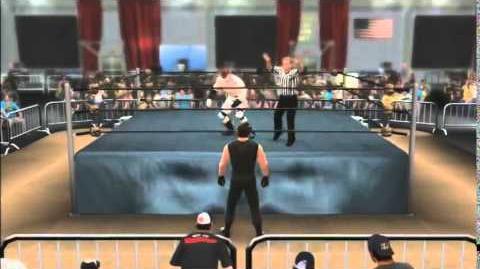 Raging Falcon Pro Wrestling - Boom 1