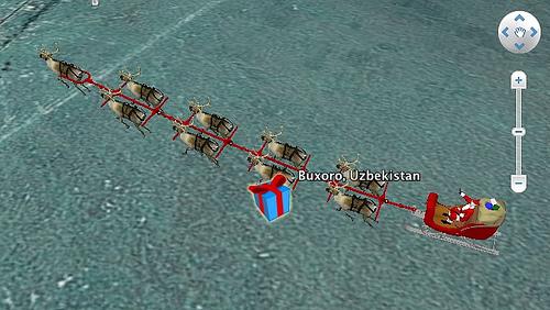 File:NORAD Tracks Santa - Google Earth - 2009.jpg