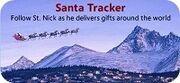 MSNBC and Bing Maps Tracks Santa Claus