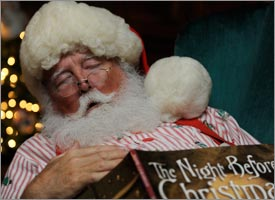 About Santa - Is He Real