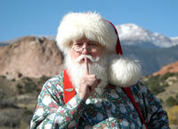 About Santa - Santa Claus - Shirt
