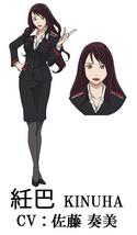 Kinuha Character Design