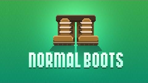 Welcome to Normal Boots!