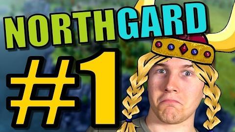 Northgard CIVILIZATION + VIKINGS + RTS GAME PC Gameplay Ep 1 Part 1 Let's Play Northgard!