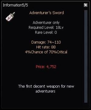 File:Basic Adventurer's Sword stat.jpg