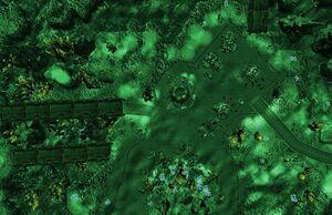 UGC Satellite Photo - Mining Facility