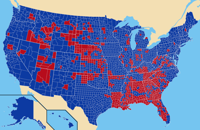File:2020 Election Results by County.png