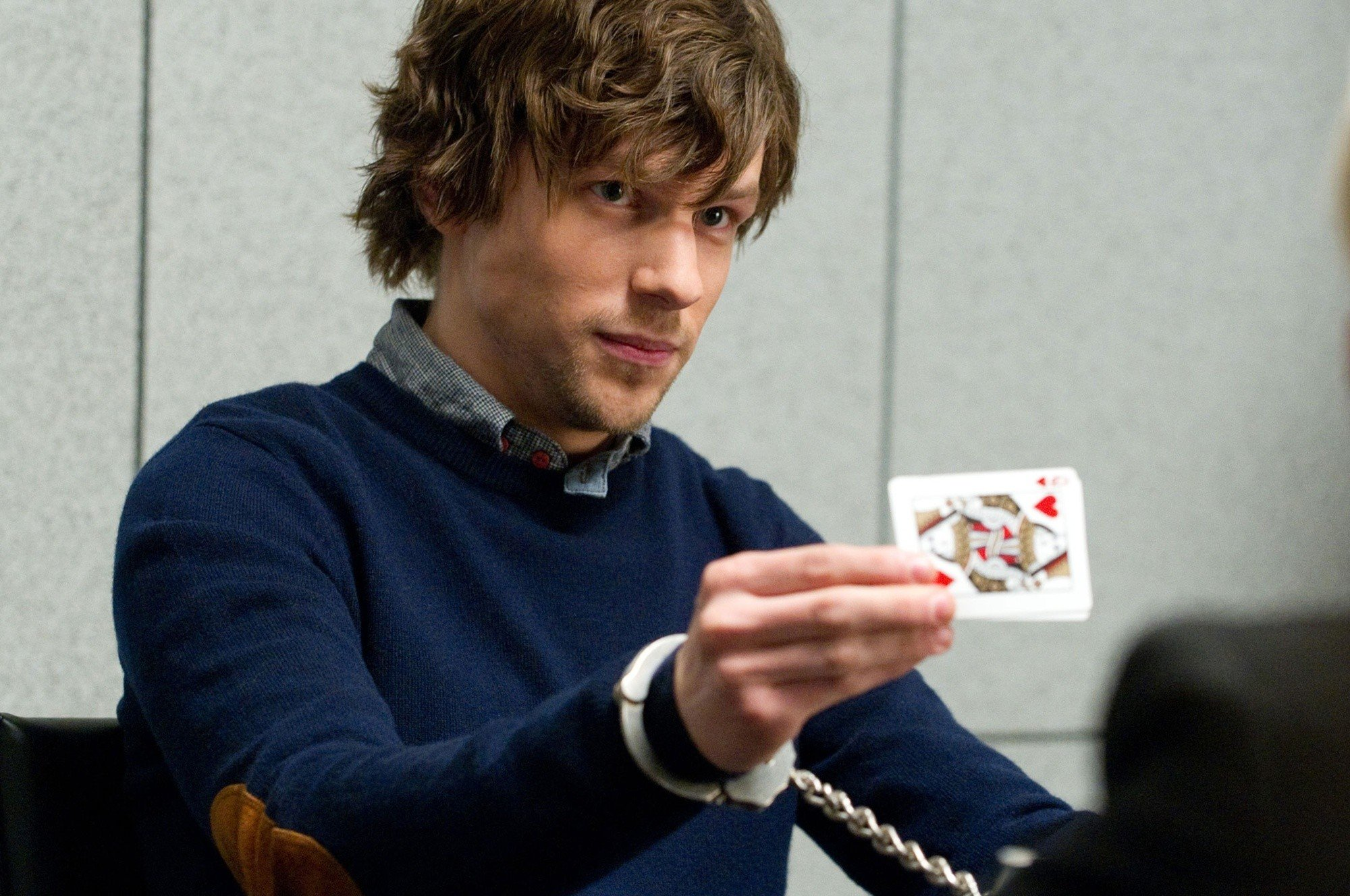 Image result for jesse eisenberg now you see me