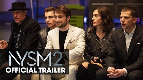 "Now You See Me 2 (2016 Movie) Official Trailer – ""The Greatest Magic Trick""-0"