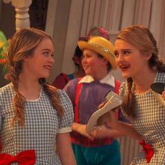 Dorothy vs Dorothy