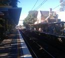 Emu Plains railway station