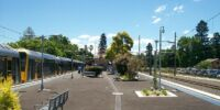 Richmond railway station