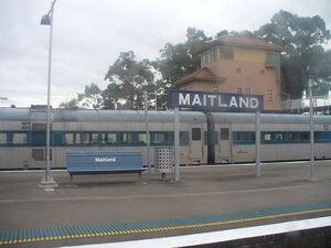 MaitlandStation