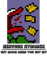 Nervous Stomach