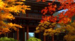 Hiyoshi gongen shrine
