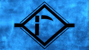 Sickle-emblem