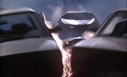 Batman's awesome driving