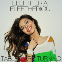 Promotional artwork for Eleftheria's entry.