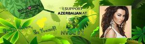 NVSC 7 Azerbaijan Banner