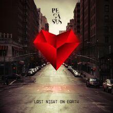 Pegasus-last night on earth s