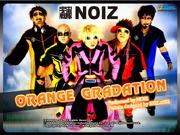 Orange Gradation