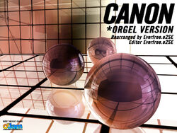 701 Canon(Orgel Version)