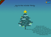 Joy to the Winter Party