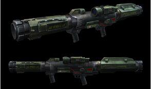 Red Star AV Weapon