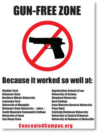 latest?cb=20140718022530 image gun free zones school university list shootings jpg,Gun Free Zone Meme