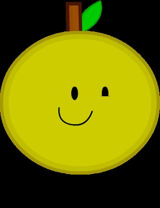 File:Grapefruit Idle.png