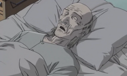 General Wolf on deathbed