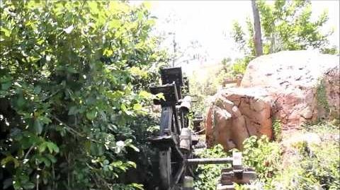 DISNEY'S ABANDONED RIVER COUNTRY (Part II Crossing the bridge)