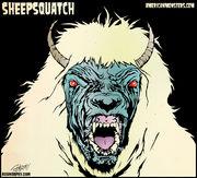 Sheepsquatch