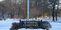 Wyoming Woman in Black