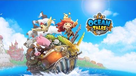 Official Ocean Tales (iOS Android) Trailer-0
