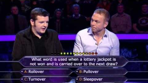Who Wants to be a Millionaire?-4th Febuary 2014- Chris Tarrant's last episode.