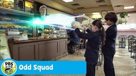 ODD SQUAD 30 Gadgets in 30 Seconds PBS KIDS