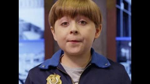 Christian Distefano role of Agent Owen from Odd Squad-1